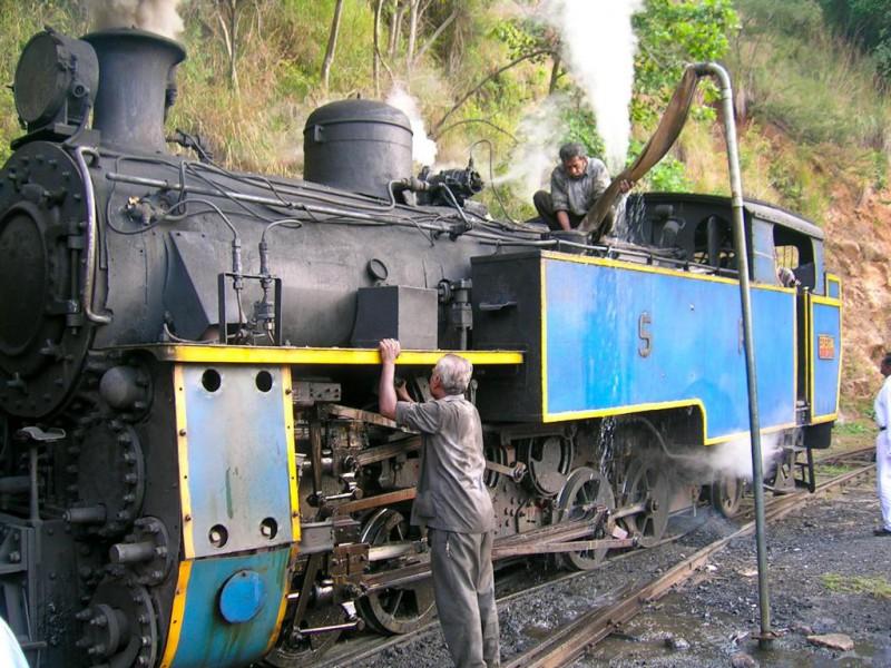 Der Ooty-Express