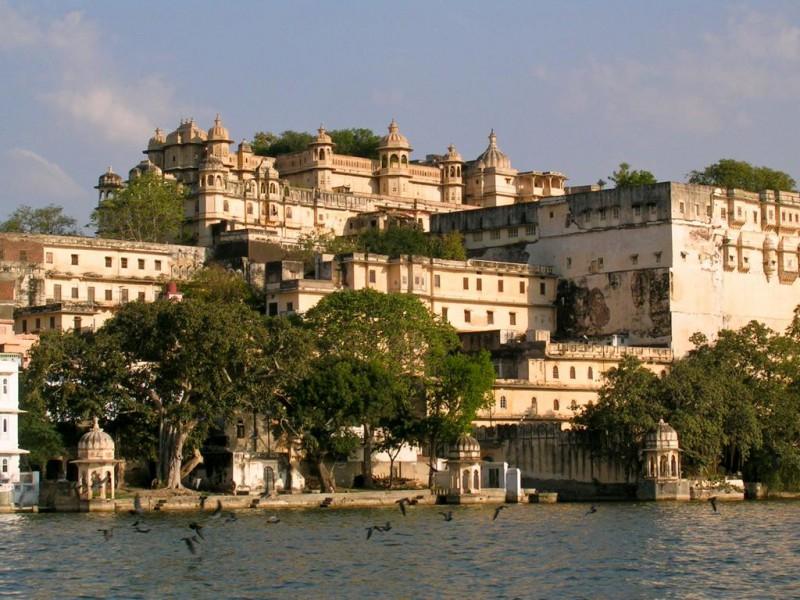 Shiv Niwas Palast in Udaipur
