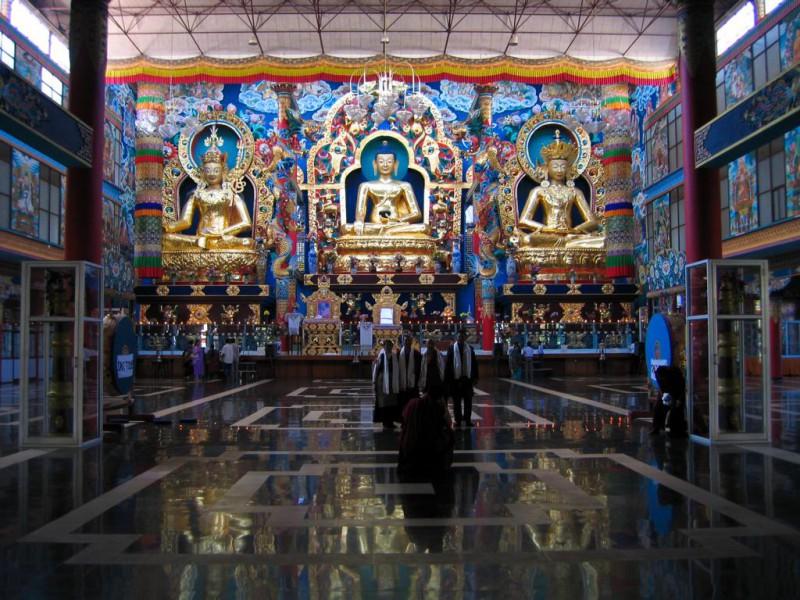 Wahnsinns-Tempel