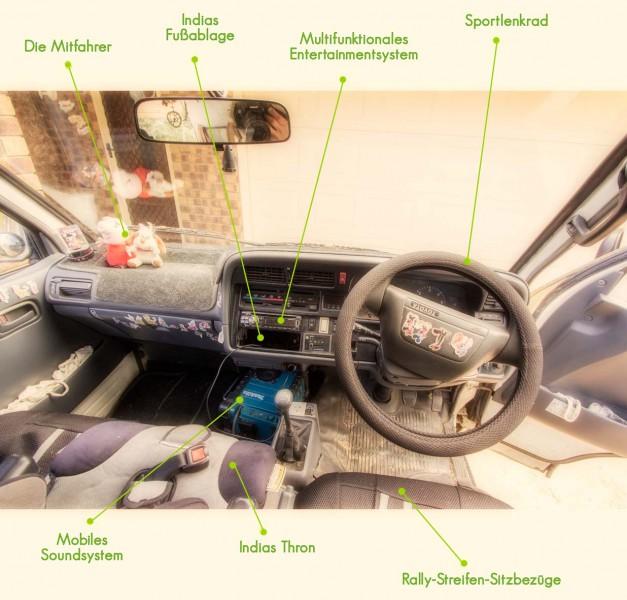 Kifaru Cockpit