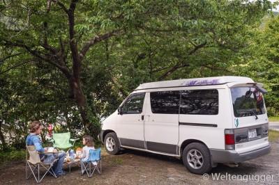 Roadtrip Japan Vanlife